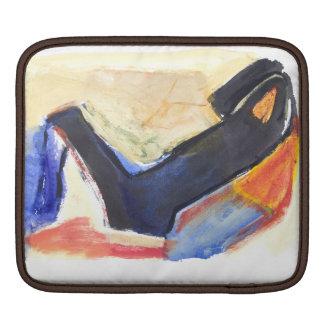 Modern Abstract Fine Art Sleeve For iPads