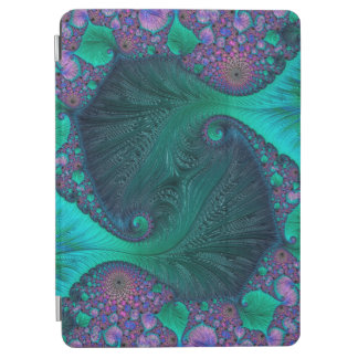 Modern Abstract Ocean Design iPad Air Cover