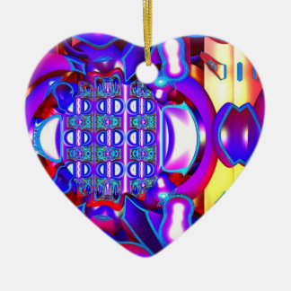 Modern abstract ornament