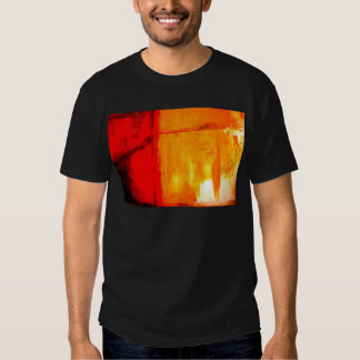 Modern Abstract Painting Shirt