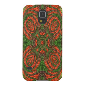 Modern abstract pattern case for galaxy s5
