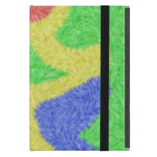 Modern abstract pattern cover for iPad mini