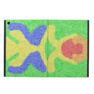 Modern abstract pattern iPad air case