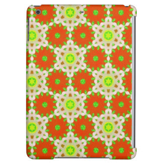 Modern abstract pattern iPad air cover