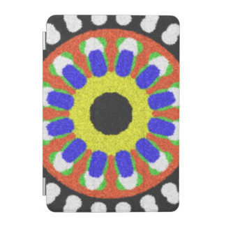 Modern abstract pattern iPad mini cover