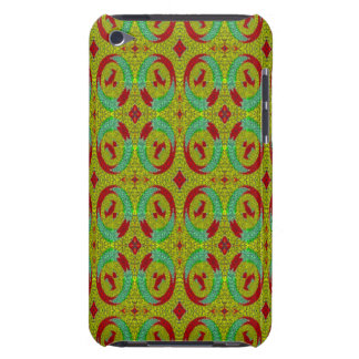 Modern abstract pattern iPod Case-Mate case
