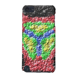 modern abstract pattern iPod touch (5th generation) case