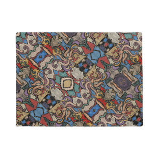 Modern Abstract Pattern M. Collins Doormat