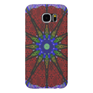 Modern abstract pattern samsung galaxy s6 cases