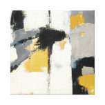 Modern Abstract Stretched Canvas Print