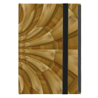 Modern abstract template iPad mini cover