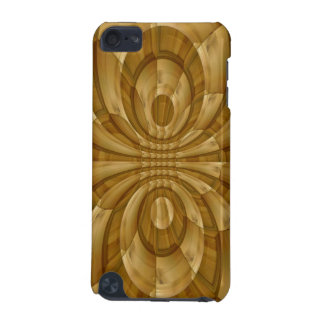 Modern abstract template iPod touch 5G case