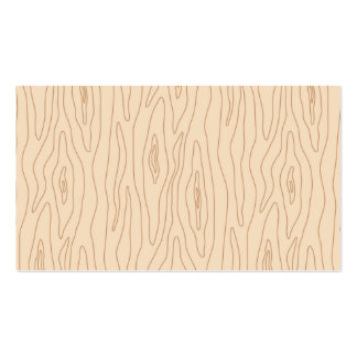 Modern abstract wood grain professional profile pack of standard business cards