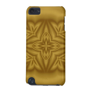 Modern abstract wood pattern iPod touch 5G case