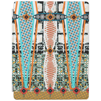 Modern Africa Panel iPad Cover