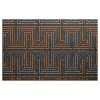 Modern African Pattern Tribal Design Fabric