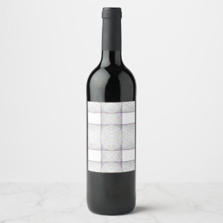 modern and abstract background wine label