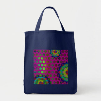 modern and colorful design to spots bags