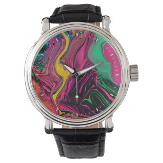 Modern and colorful Watch