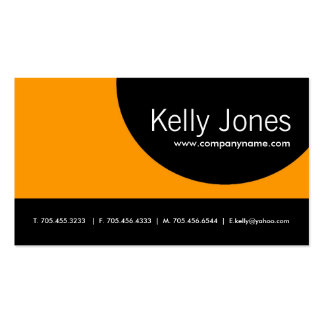 Modern and Hip Business Cards