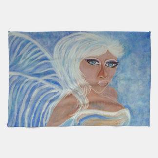 Modern angel kitchen towels