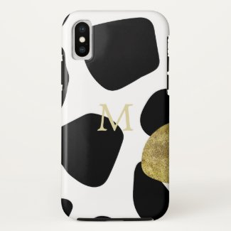 Modern Animal Pattern | iPhone  case
