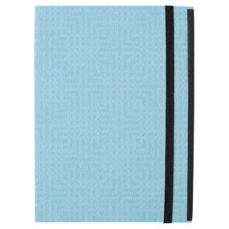 Modern Aqua -Maze Pattern- Custom