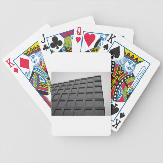 Modern Architecture in London Bicycle Playing Cards