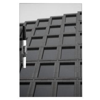 Modern Architecture in London Dry Erase Board