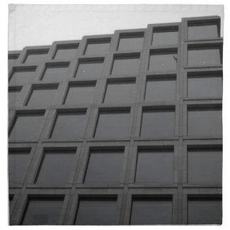 Modern Architecture in London Napkin