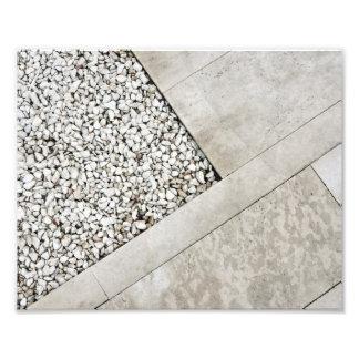 modern  architecture minimal stone pavement rock photo