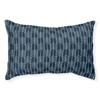 Modern Arrow Dog Bed