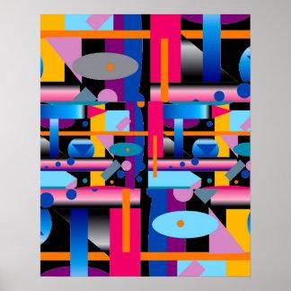 Modern Art 41 Poster