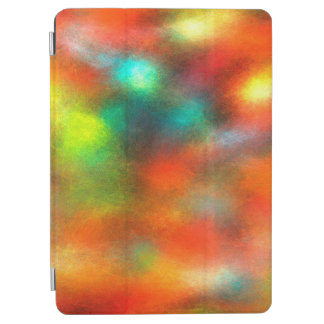 Modern Art Abstract Colors iPad Air Cover