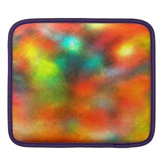 Modern Art Abstract Colors iPad Sleeve
