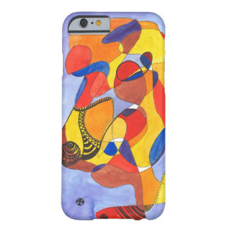 Modern art Camel Barely There iPhone 6 Case