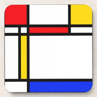 Modern Art Coaster