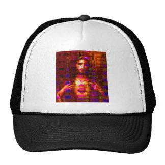 Modern Art Jesus Hats