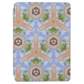 Modern art pattern iPad air cover