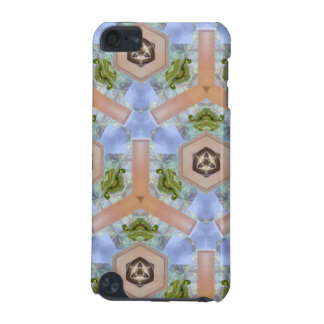 Modern art pattern iPod touch (5th generation) case