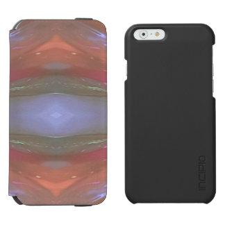 modern Artistic Vibrant Abstract Incipio Watson™ iPhone 6 Wallet Case