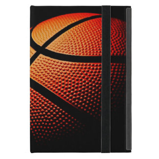 Modern Basketball Sport Ball Skin Texture Pattern Cases For iPad Mini