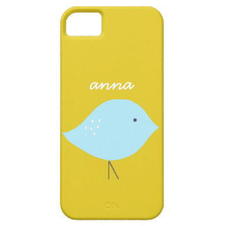 Modern Bird iPhone 5 Case