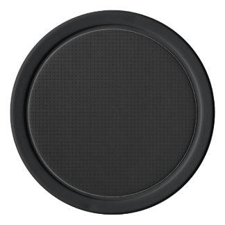 Modern Black Poker Chips