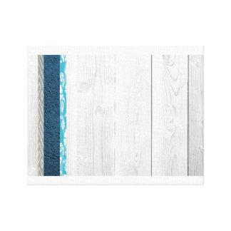 Modern Blue Canvas Prints