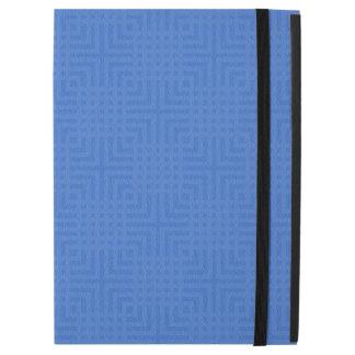 Modern Blue -Maze Pattern- Custom