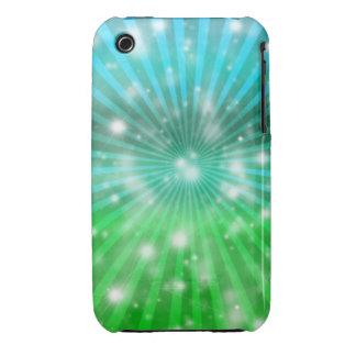 modern bokhea light effect iPhone 4 case mate
