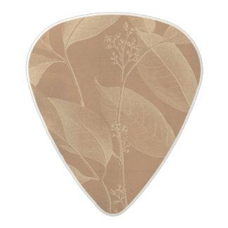 Modern Botany VI Acetal Guitar Pick