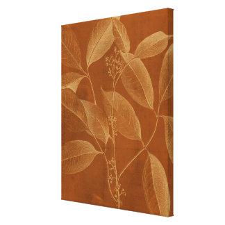 Modern Botany VI Canvas Print