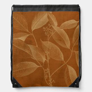 Modern Botany VI Drawstring Bag